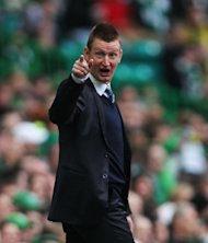 St Johnstone manager Steve Lomas was full of priase for his side