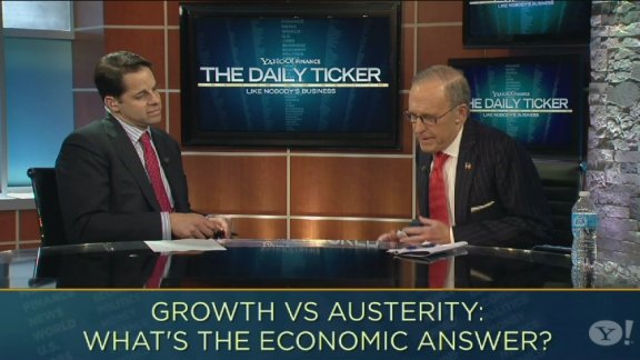 Stimulus Vs. Austerity