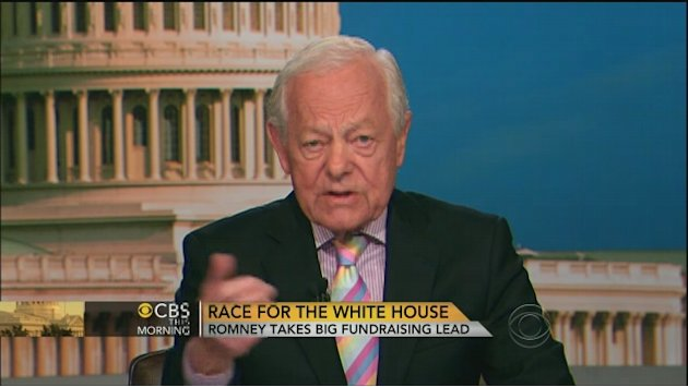 Schieffer on the race for&nbsp;&hellip;