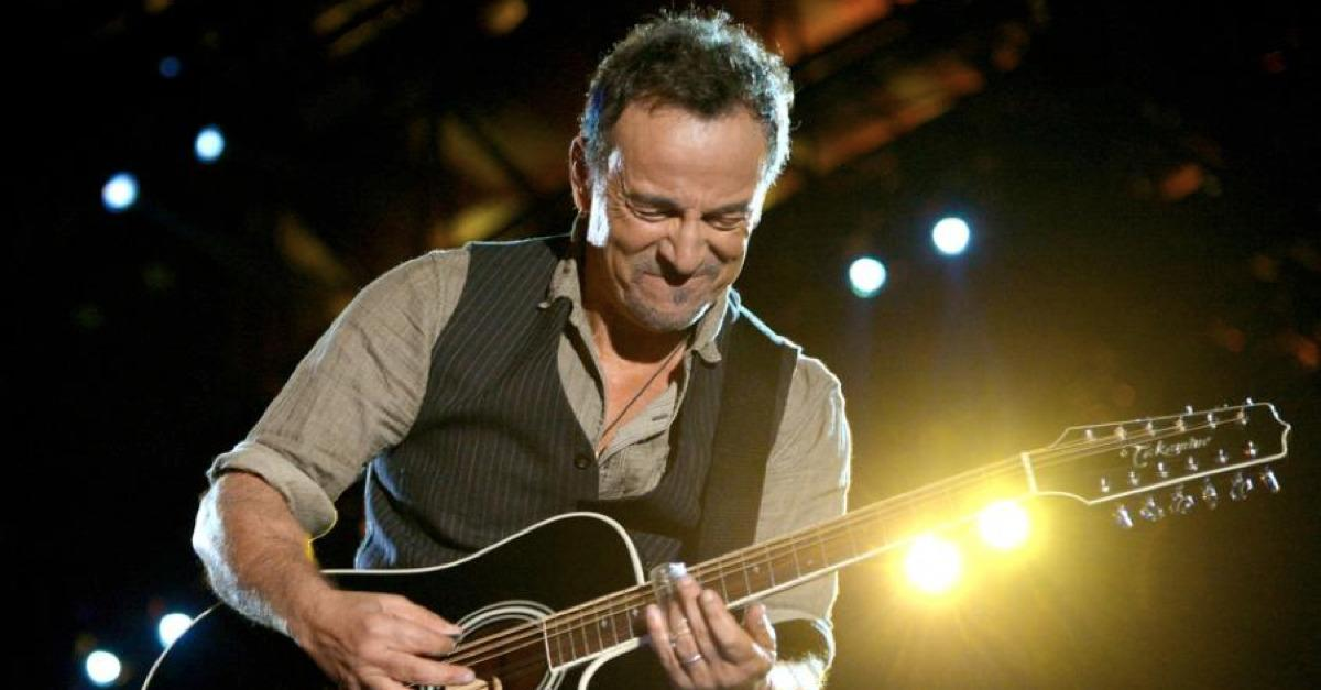 How Much Money Did Springsteen Make Last Year?