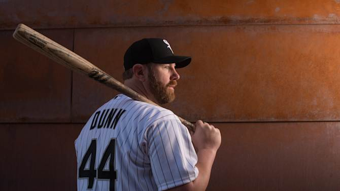 Chicago Whte Sox Photo Day