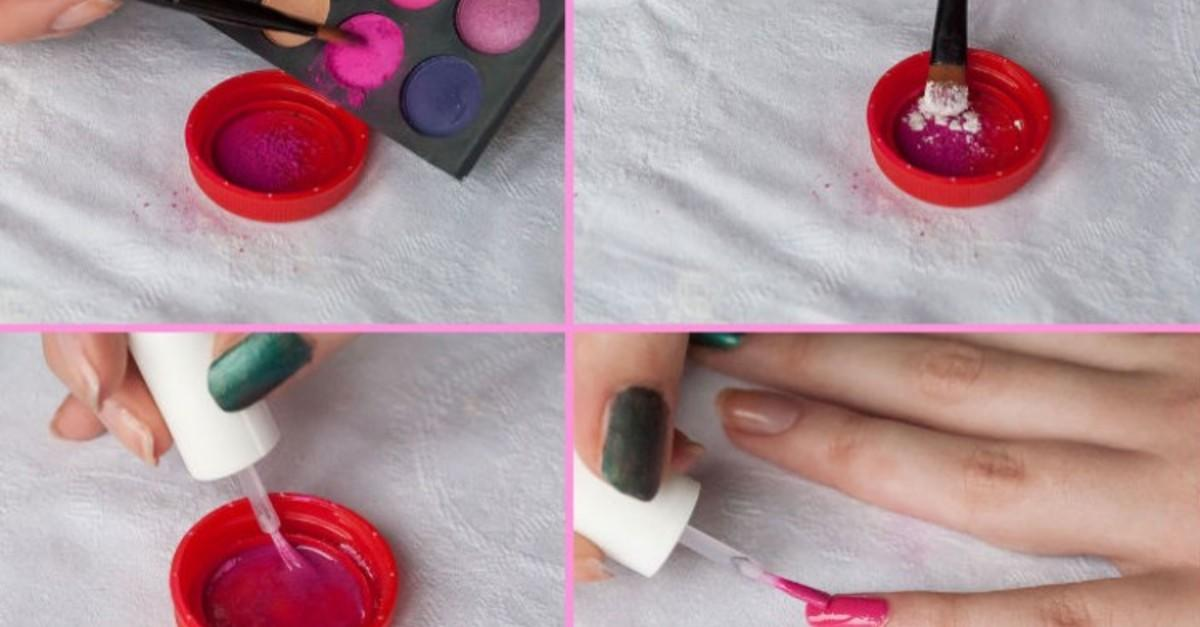 15 Super-Easy Nail Art Ideas