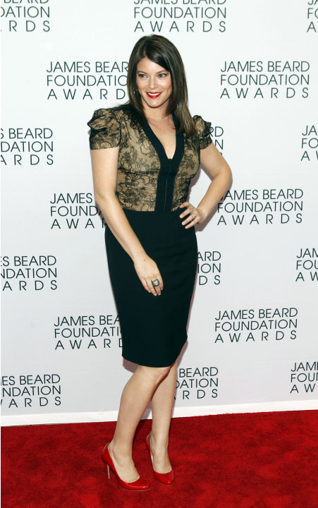 Gail Simmons, of Top Chef, …