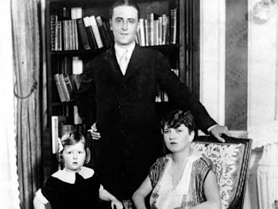 F Scott Fitzgerald Grandchildren Here's What F. Scott F...