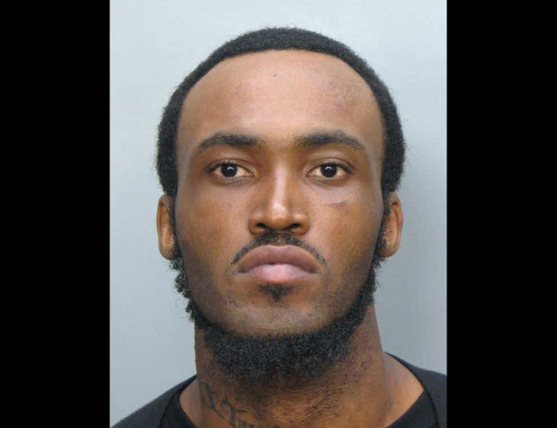 FILE - This undated file booking photo made available by the Miami-Dade Police Dept. shows Rudy Eugene, 31, who was shot and killed by Miami-Dade Police after he refused to stop eating another man&#39;s face in Miami on May 26, 2012. Lab tests detected only marijuana in the Eugene&#39;s system, the medical examiner said Wednesday, June 27, 2012, ruling out other street drugs including the components typically found in the stimulants known as bath salts. (AP Photo/Miami-Dade Police Dept., File)