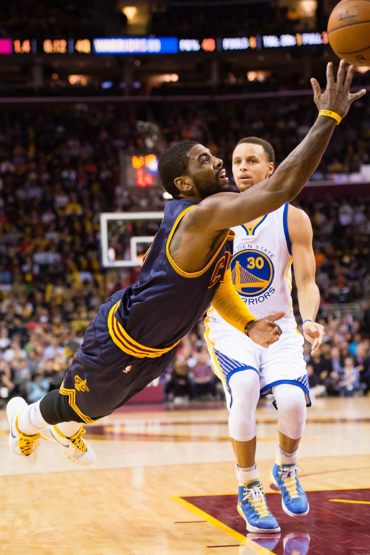 Cavaliers' Irving to miss second game with shoulder injury