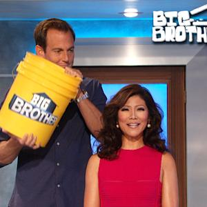 Big Brother - BIG BROTHER Host Julie Chen accepts the ALS Ice Bucket Challenge