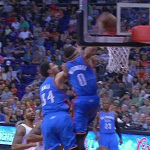 Westbrook Slam
