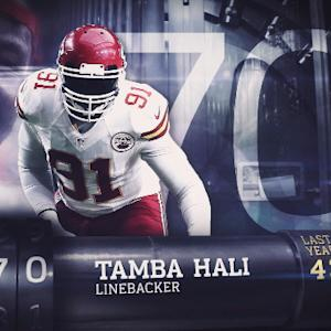 'Top 100 Players of 2015': No. 70 Tamba Hali