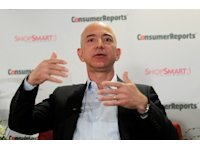 Amazon CEO Jeff Bezos Donates …