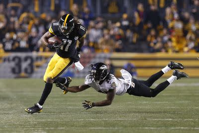 Markus Wheaton gets fantasy bump with Martavis Bryant suspension