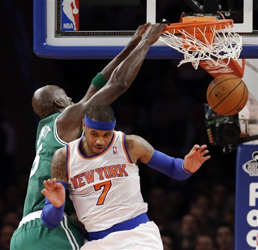 Celtics beat Knicks in first matchup of the season