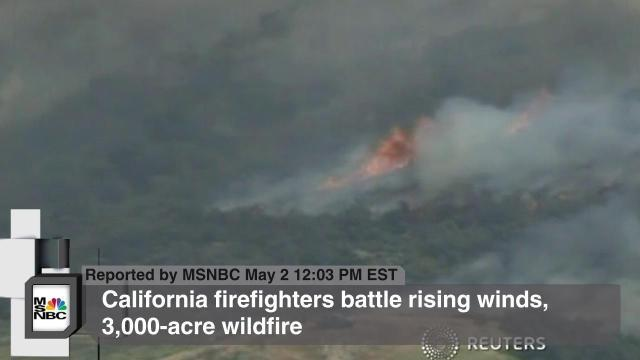 California Wildfires News - Stuart Seto, Southern California, Julie Hutchinson