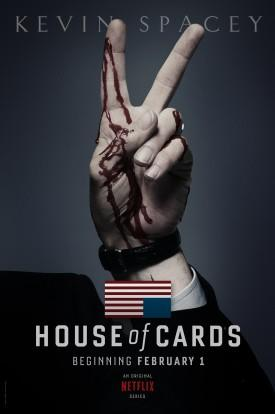Netflix's 'House Of Cards' Set To Premiere February 1, 2013