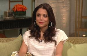 Bethenny Frankel stops by Access Hollywood Live on February 28, 2012 -- Access Hollywood