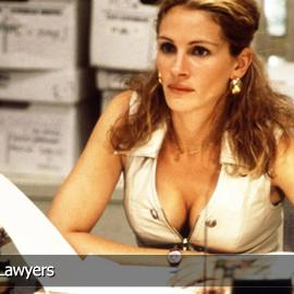 Top 10 Movie Lawyers