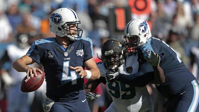 Protecting ball top priority for Titans vs. Colts