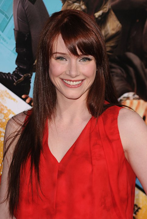 The Losers LA Premiere 2010 Bryce Dallas Howard