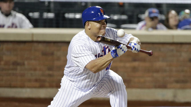 Colon does it all, leads Mets past Miami for 6th win in row