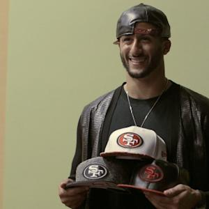 Colin Kaepernick launches own line of hats