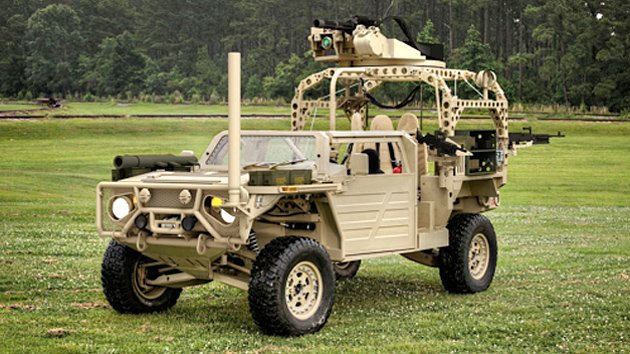 General Dynamics Ground Mobility Vehicle 1.1