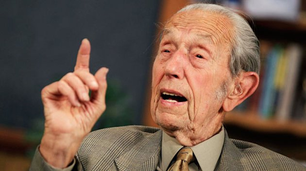 Harold Camping Admits Rapture Prediction 'A Mistake' (ABC News)