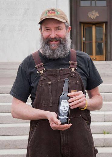 Beard Beer — containing actual beard yeast — is the beer to drink this Movember