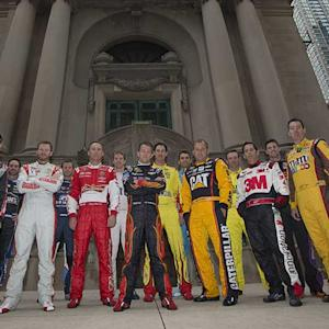 NASCAR revs up for the 2014 Chase