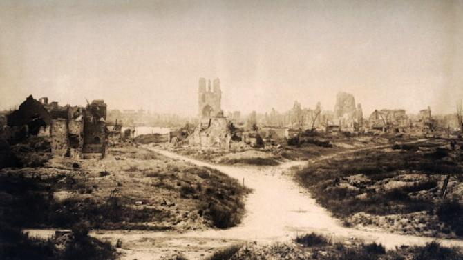 World War One  -  The Western Front