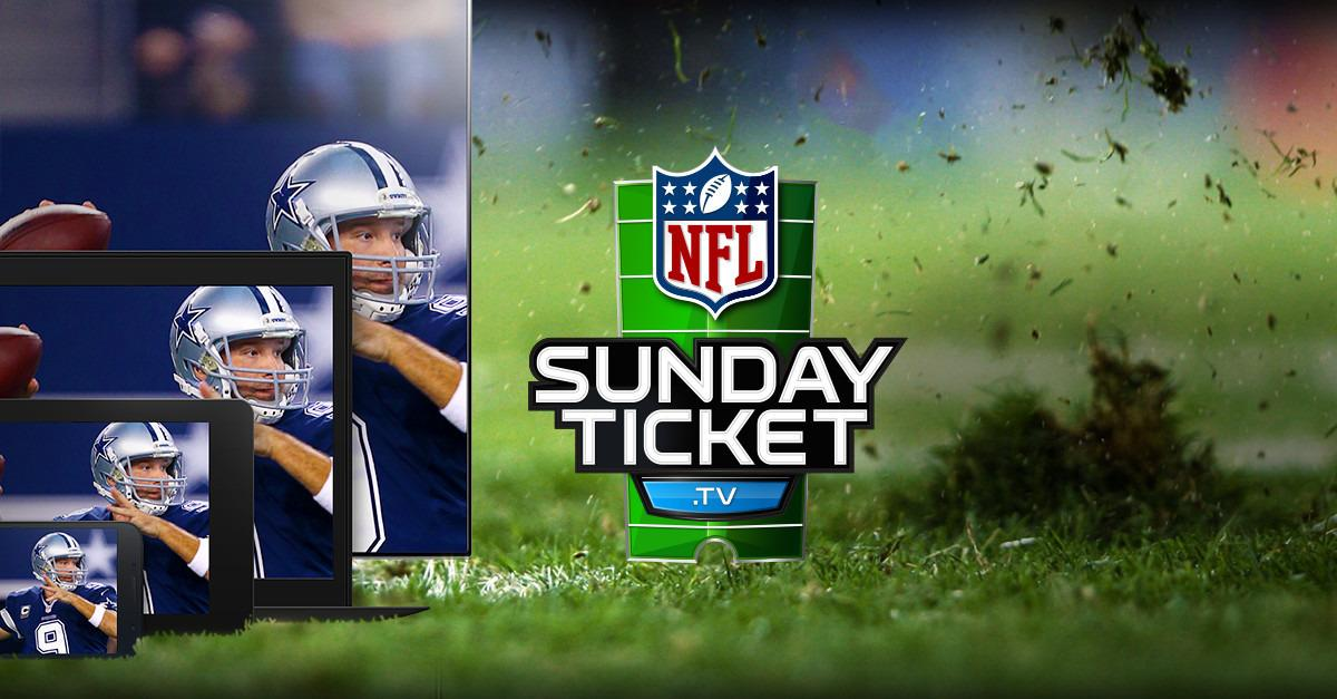 Live stream NFLSUNDAYTICKET.TV