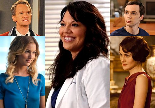 Ask Ausiello: Spoilers on Grey's, Revenge, Downton, Arrow, Big Bang, Bunheads and More!
