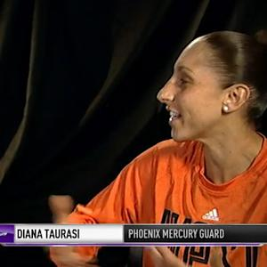 2014 WNBA All-Star: Diana Taurasi