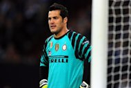 Julio Cesar is in talks over a shock move to QPR