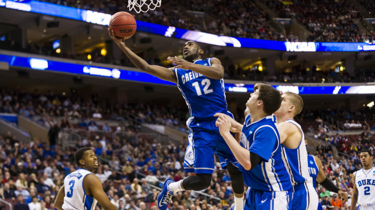 NCAA Basketball: NCAA Tournament-Duke vs Creighton