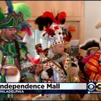 Mayor Nutter Says This Year's Mummers' Parade Will Be Pride of Philadelphia