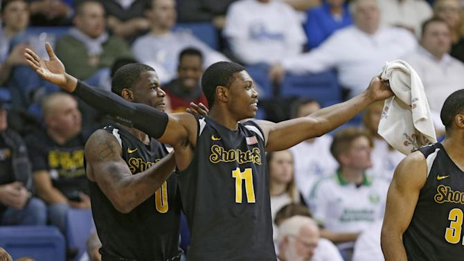 No. 5 Wichita State rolls past Drake, 78-61