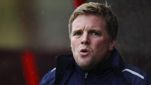 Eddie Howe lauded Bournemouth's ability to recover from their weekend defeat