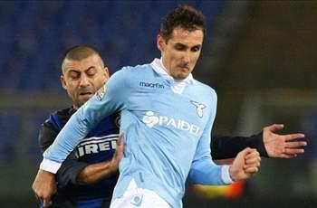 Lazio 1-0 Inter: Clinical Klose knocks Nerazzurri's title bid