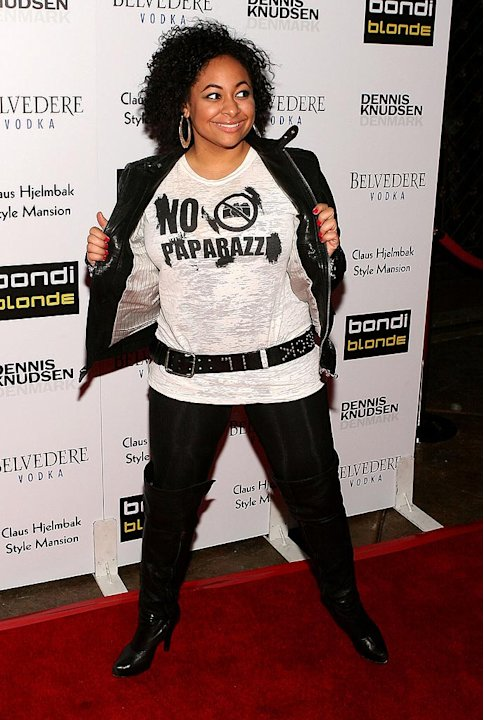 Raven Symone a Aty Perry Prty