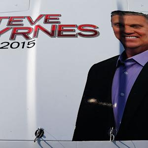 Steve Byrnes receives 2016 Squier-Hall Award