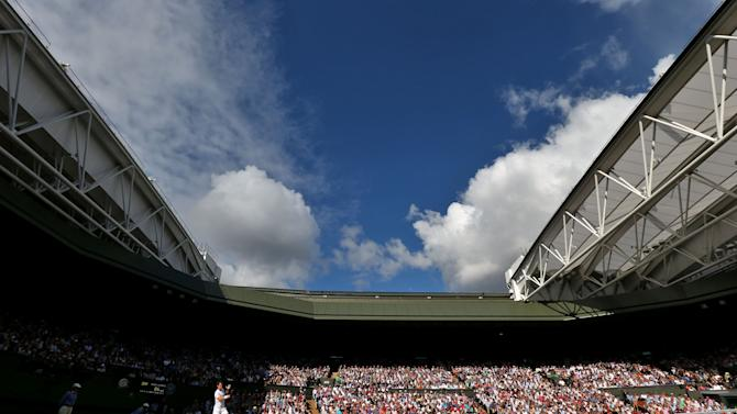 The Championships - Wimbledon 2012: Day Eleven