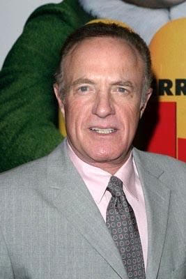 Premiere: James Caan at the New York premiere of New Line's Elf - 11/2/2003