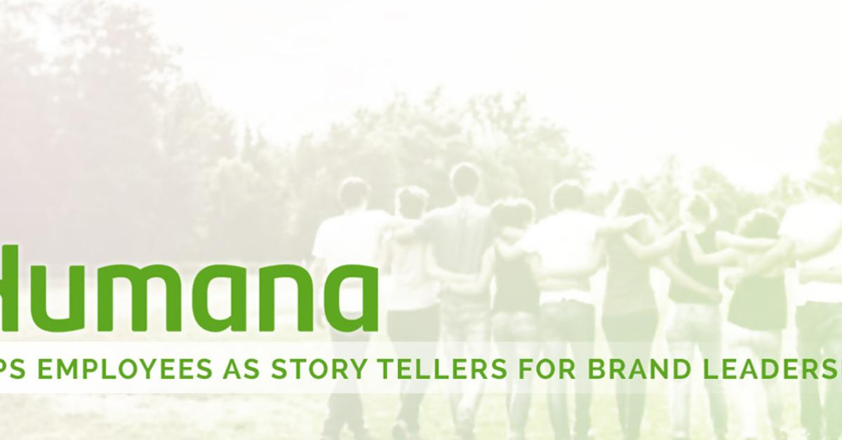 Employees as story tellers for brand leadership