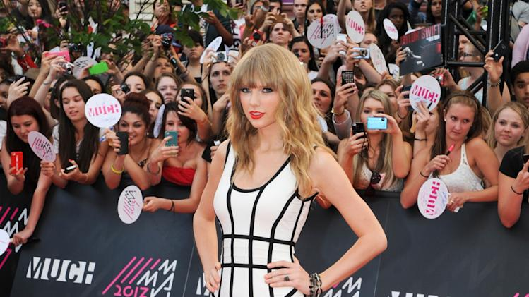 MuchMusic Video Awards 2013 - Arrivals
