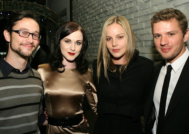 Hamilton and Hollywood Life Present The Behind the Camera Awards 2008 Joseph Gordon Levitt Evan Rachel Wood Abbie Cornish Ryan Phillippe