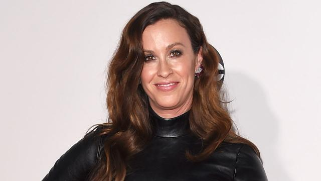 Alanis Morissette Is Pregnant With Baby No. 2!