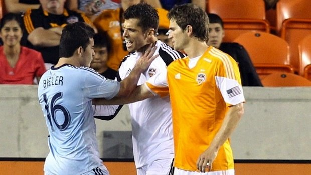 Out for revenge: Houston Dynamo ready to take on Sporting Kansas City in latest chapter in rivalry