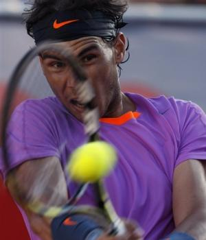 Nadal loses to Zeballos in Chile final