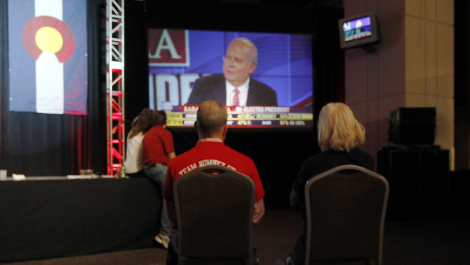 Quiet media night explodes suddenly, Rove protests