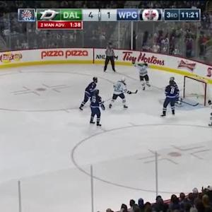 John Klingberg Goal on Michael Hutchinson (08:40/3rd)